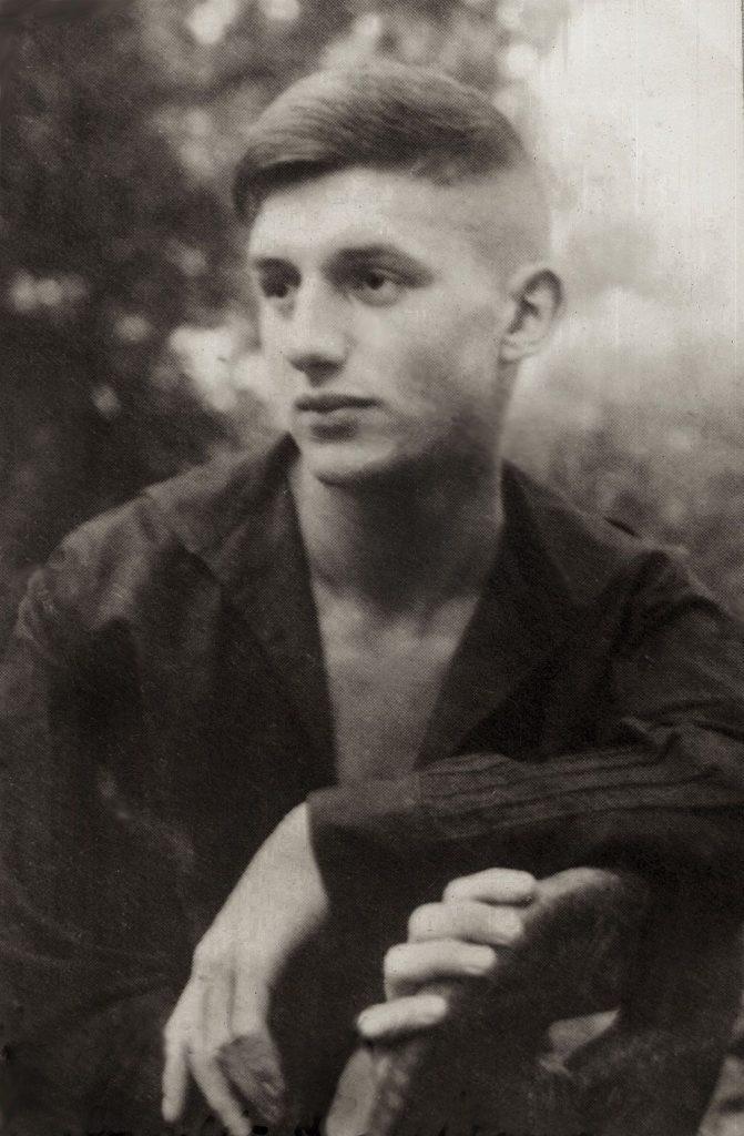 Albrecht Becker, schwul unter Nazis