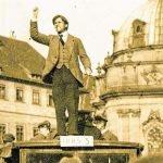 Anton Waibel, Würzburger Räterepublik