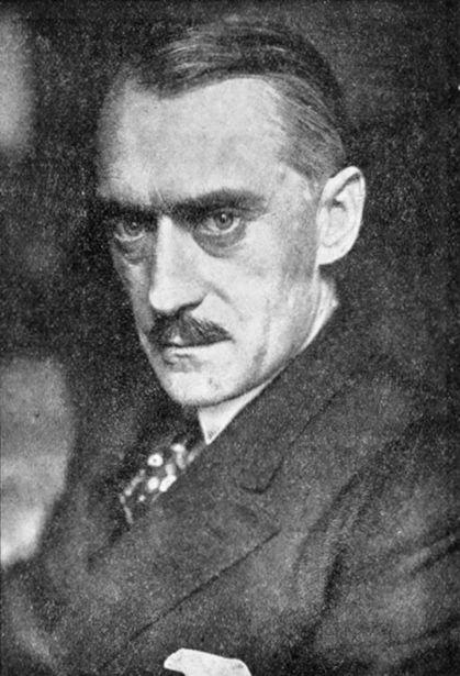 Leonhard Frank, Schriftsteller aus Würzburg